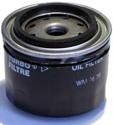 TURBO FILTRE WM 96 70